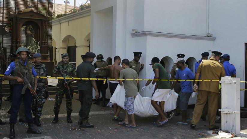 Terroristas planeaban más ataques durante los funerales de las víctimas — Sri Lanka