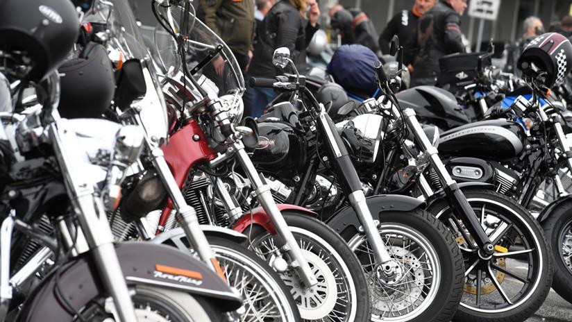 """Trump promete actuar """"recíprocamente"""" contra los aranceles de la UE sobre las Harley-Davidson"""