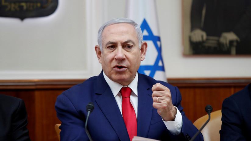 Netanyahu promete poner el nombre de Donald Trump a un nuevo asentamiento en los Altos de Golán