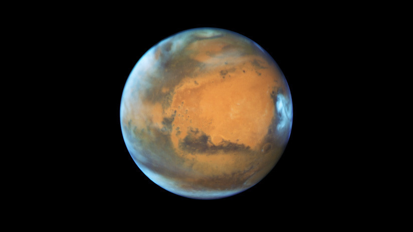 Detectan un primer sismo en Marte - Ciencia