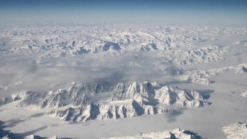 La capa de hielo de Groenlandia se derrite seis veces más rápido que en los años 80