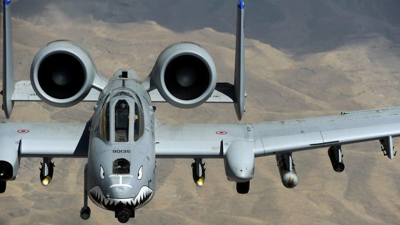 ¿Podría un misterioso caza experimental reemplazar al 'asesino' A-10 Warthog de EE.UU.?
