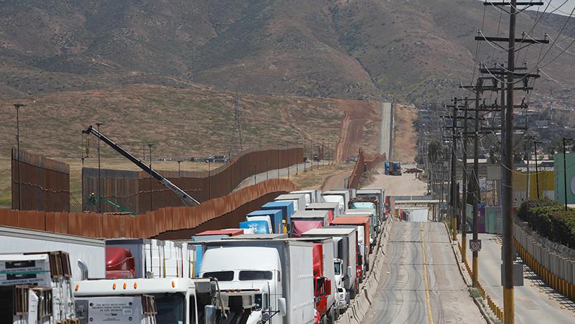 México reclamará a EE.UU. por los retrasos comerciales en las aduanas fronterizas