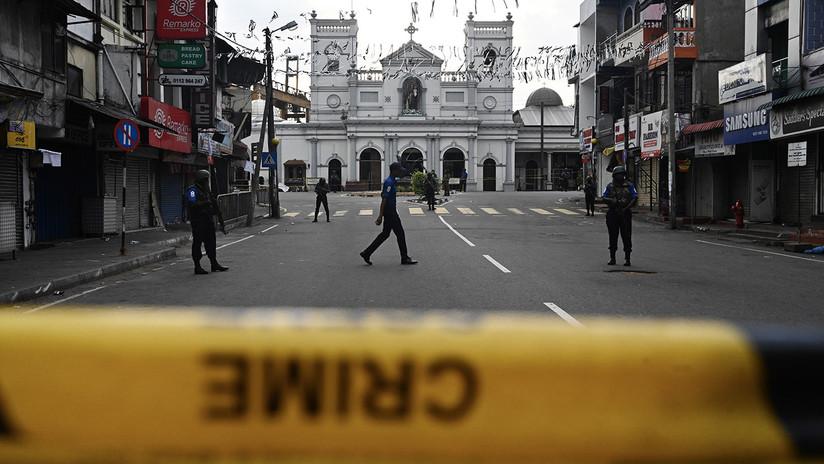 Asciende a 359 el número de muertos en los atentados terroristas en Sri Lanka