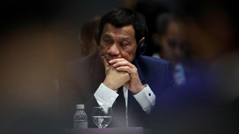 Las autoridades filipinas acusan a los medios de complot para derrocar a Duterte