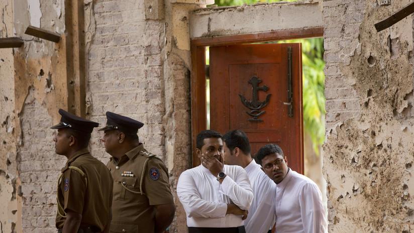 Más de 60 detenidos en Sri Lanka en relación con los atentados terroristas