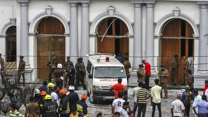 """Sri Lanka: """"Altos funcionarios de Inteligencia ocultaron deliberadamente información sobre los atentados"""""""