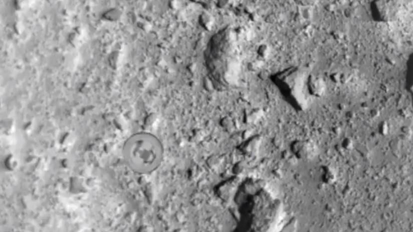 Japón difunde imágenes del primer cráter artificial en un asteroide