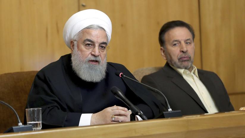 """Rohaní: """"Arabia Saudita y Emiratos Árabes Unidos existen gracias a Irán"""""""
