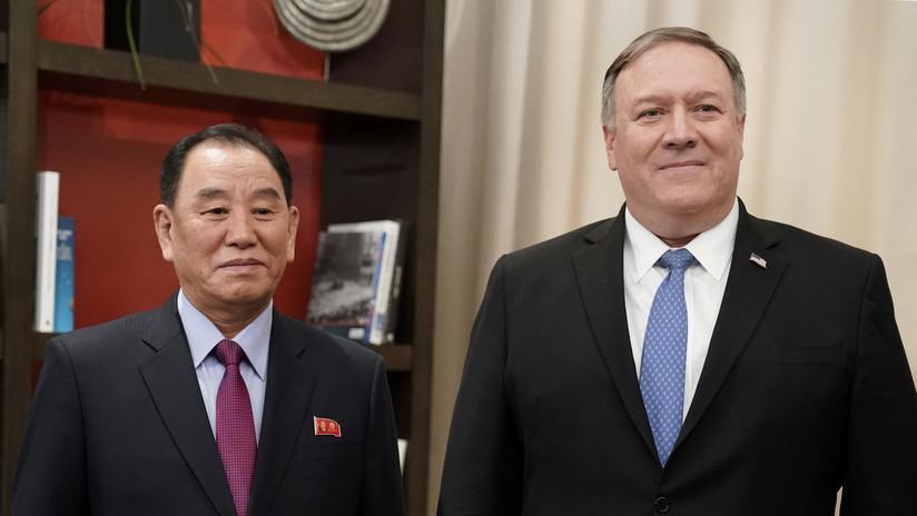 Reportan que Corea del Norte destituyó a la mano derecha de Kim Jong-un en las negociaciones nucleares con EE.UU.