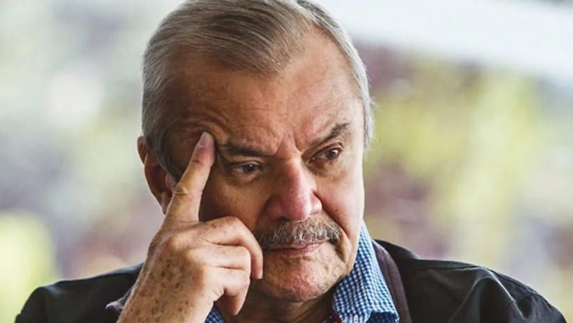 Falleció el periodista Eleazar Díaz Rangel