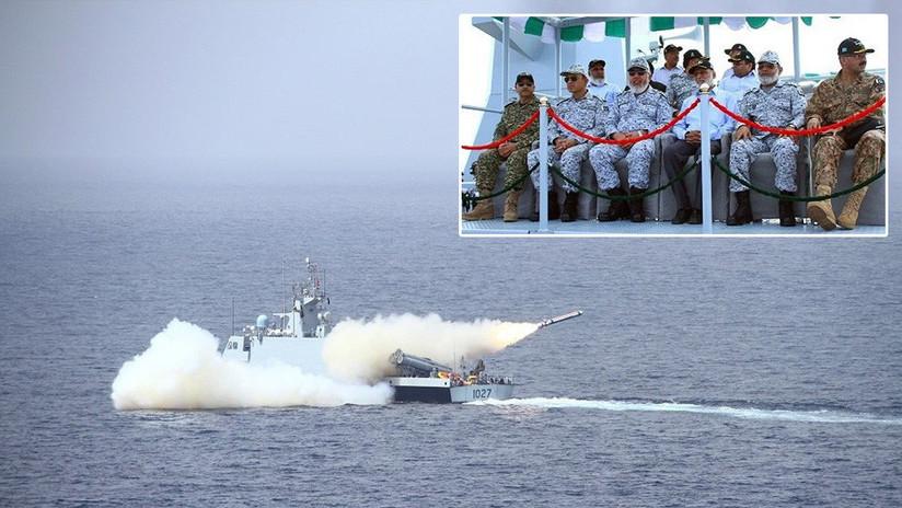 """Pakistán realiza """"una impresionante demostración de potencia de fuego"""" con su misil de crucero de desarrollo completamente doméstico"""