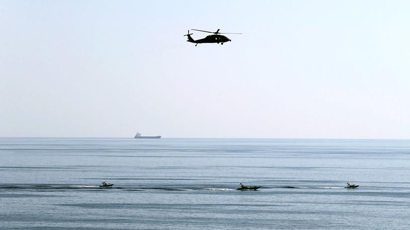 """Irán: """"Si EE.UU. entra en el estrecho de Ormuz debe hablar con la Guardia Revolucionaria"""""""