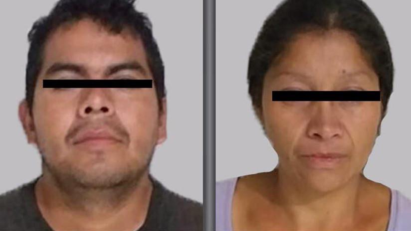 """Pareja de feminicidas mexicanos recibe primera sentencia a 15 años de prisión por """"desaparición de personas"""""""