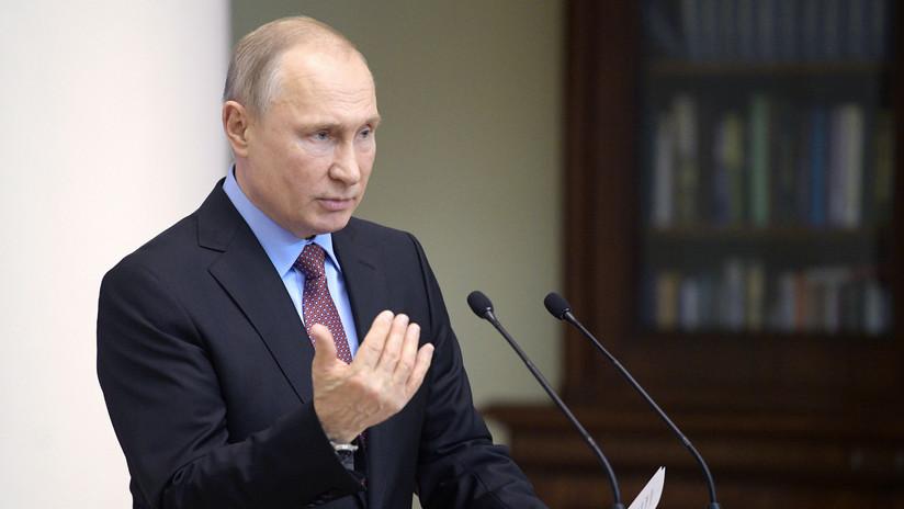Putin afirma que la interacción entre Rusia y China cobra importancia mientras Occidente reclama el liderazgo mundial