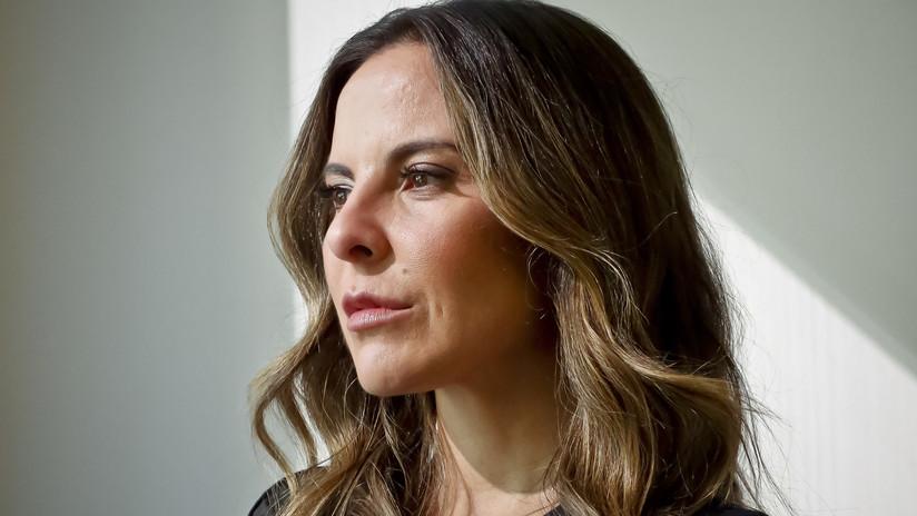 "Kate del Castillo confiesa que tuvo ""rounds fuertes"" en un romance con el boxeador Saúl 'Canelo' Álvarez"