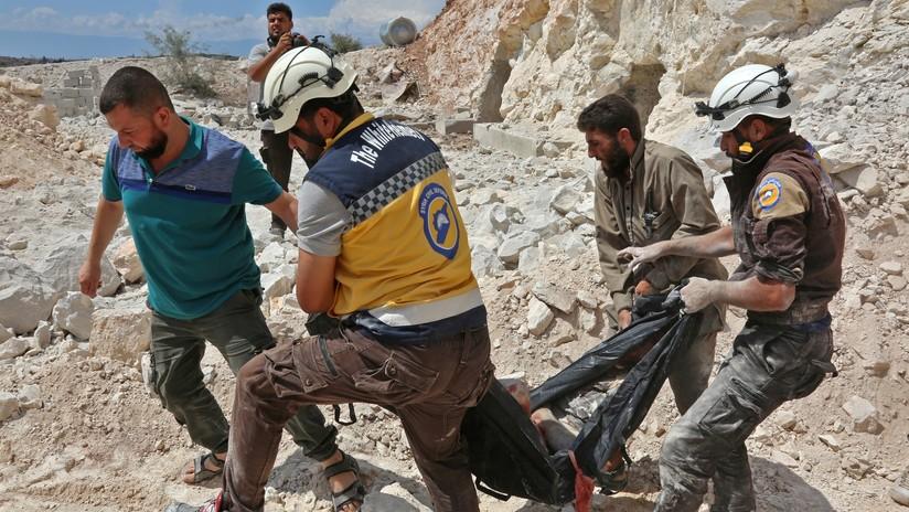 Embajador adjunto ruso en la ONU: los Cascos Blancos planean nuevas provocaciones en Siria