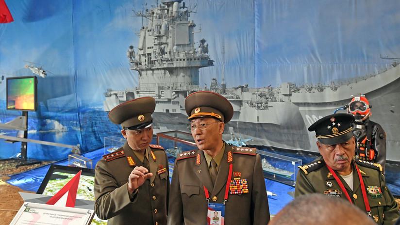 """Corea del Norte: """"Si EE.UU. piensa que podrá ponernos de rodillas a través de sanciones, es un gran error"""""""