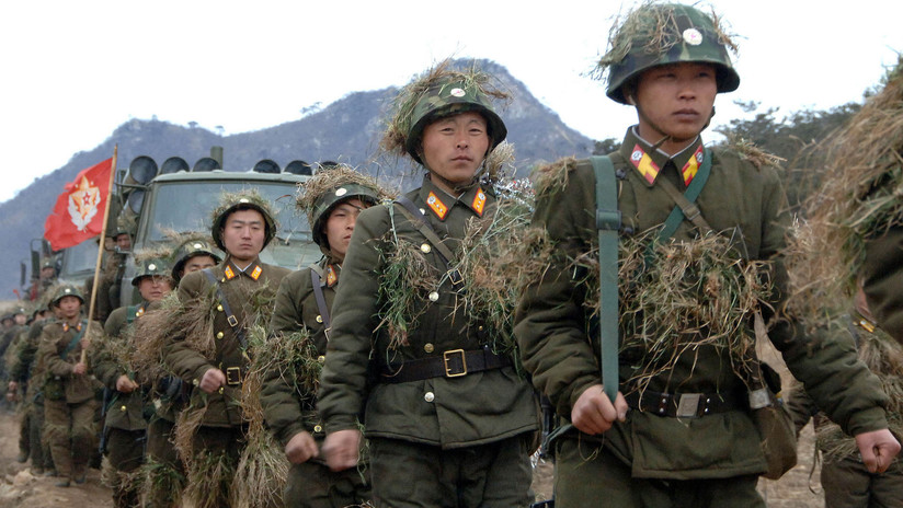 """Pionyang amenaza con dar una """"respuesta del Ejército"""" a los ejercicios militares de EE.UU. y Corea del Sur"""