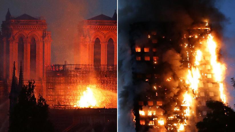 Mientras los ricos donan millones para reconstruir Notre Dame, la revuelta social pregunta: ¿Qué habría hecho Jesucristo?