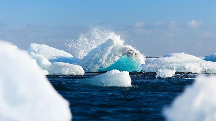 Determinan por qué el hielo se derrite más rápido en el Ártico europeo que en el de América del Norte