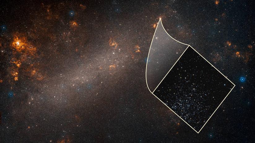 Descubren gracias al telescopio Hubble que el espacio se expande más rápido de lo esperado