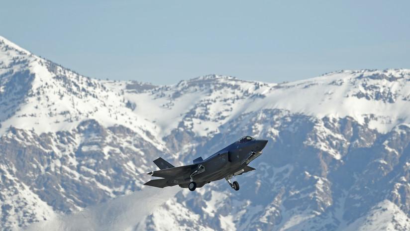 """Pentágono: """"El programa del F-35 está jodido"""""""
