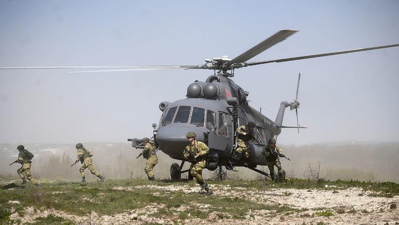 """Rusia: """"Podemos responder efectivamente y con poco costo a las actividades de la OTAN"""""""