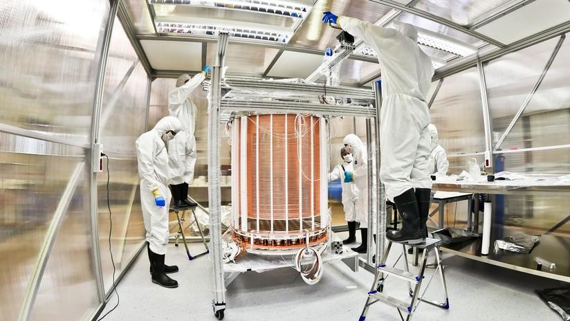 """Detector de materia oscura observa el """"evento más raro jamás registrado"""""""