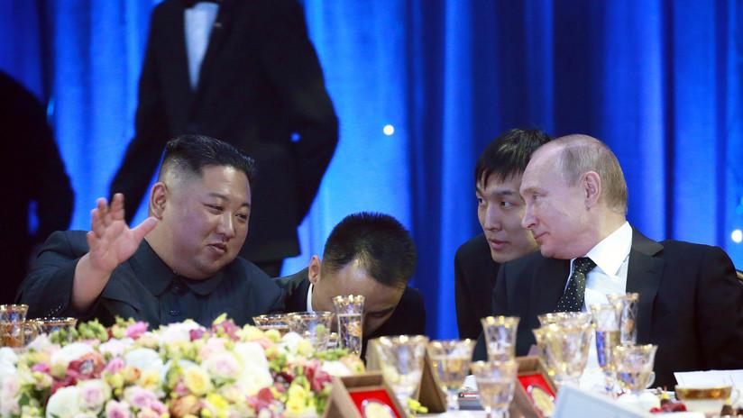 Trump alaba las declaraciones de Putin sobre Corea del Norte