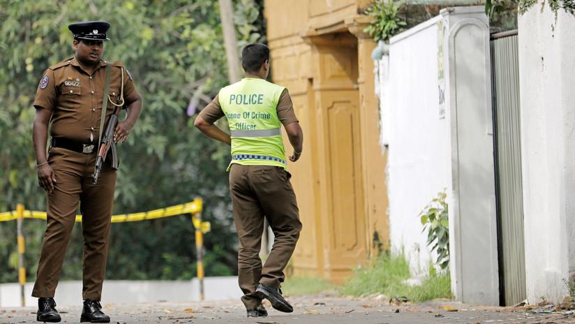 Tres nuevas explosiones se producen en Sri Lanka