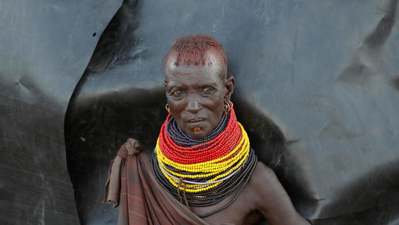 Conozca a los turkana, una tribu de pastores nómadas en el noroeste de Kenia