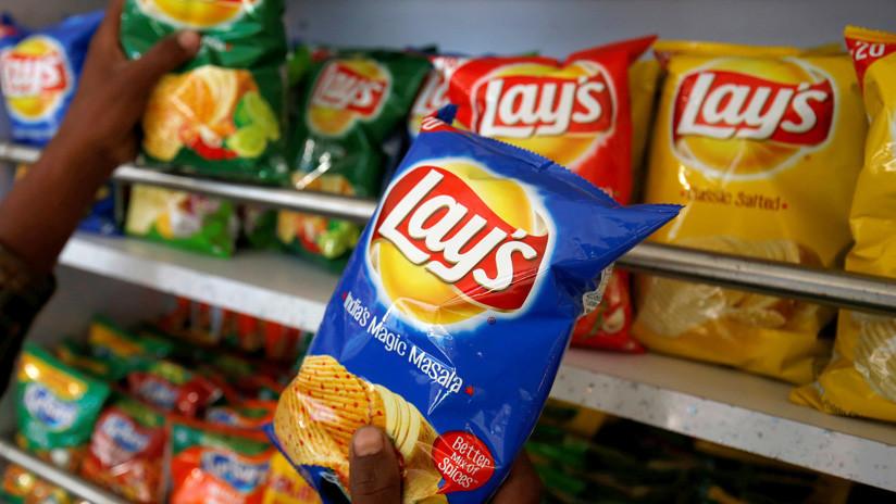 PepsiCo demanda a agricultores indios por cultivar la marca de patatas con la que produce sus Lays Chips
