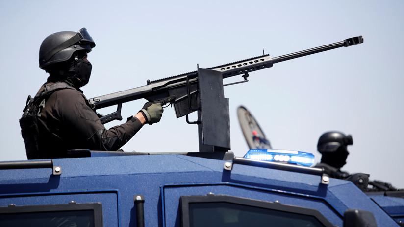 Entra en funciones la polémica Guardia Nacional de México