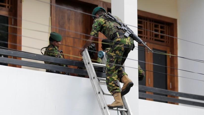 Sri Lanka prohíbe cualquier objeto que cubra el rostro