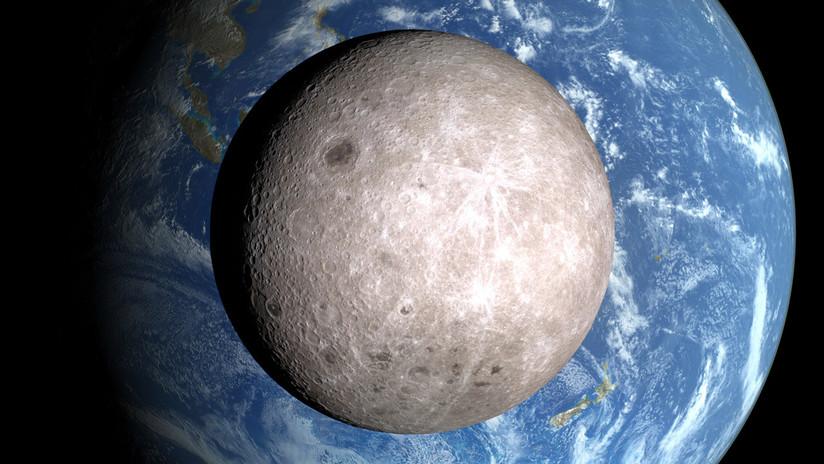 La cara oculta de la Luna es más silenciosa que oscura (y esto puede ser muy bueno para la ciencia)
