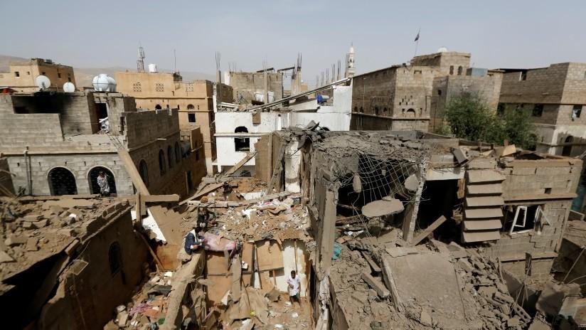 Al menos siete civiles mueren en un ataque aéreo en Yemen