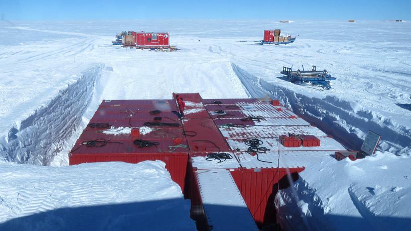 'Guerra fría' en la Antártida: Nuevo lugar de enfrentamiento entre EE.UU. y China