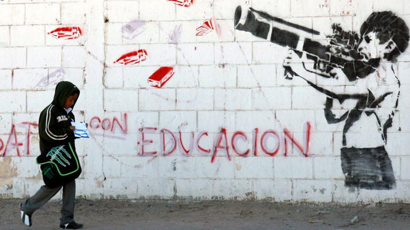Los niños del narco: aumenta en 153 % el reclutamiento de menores de edad por el crimen organizado en México
