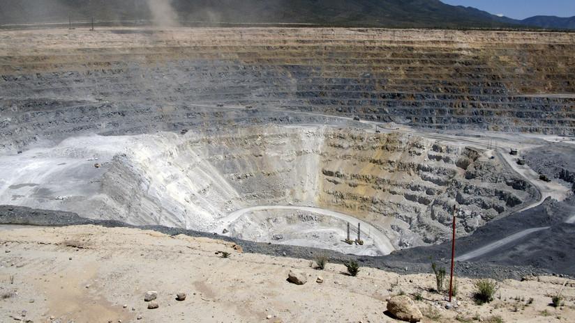 El mayor productor de oro en el mundo suspende operaciones en mina de México