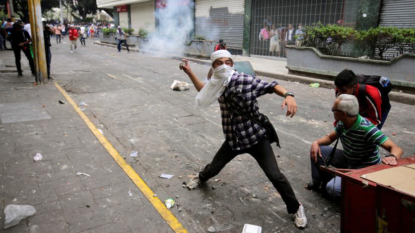 Reportan varios heridos en Honduras durante manifestación contra la privatización de la salud y la educación
