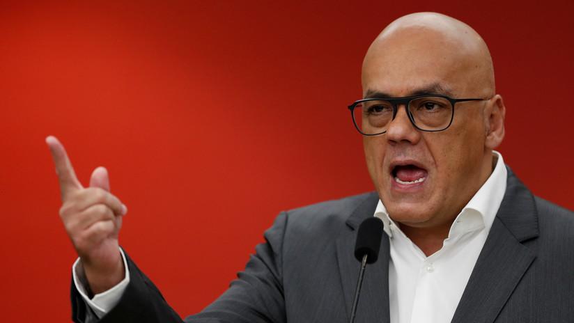 """Rodríguez: """"El Gobierno de Venezuela está desactivando a un grupo de militares que intentaron promover un golpe de Estado"""""""