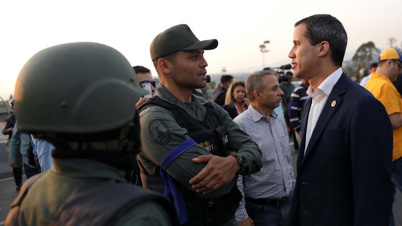 Minuto a minuto: oposición liderada por Guaidó y Leopoldo López llama a un golpe de Estado en Venezuela