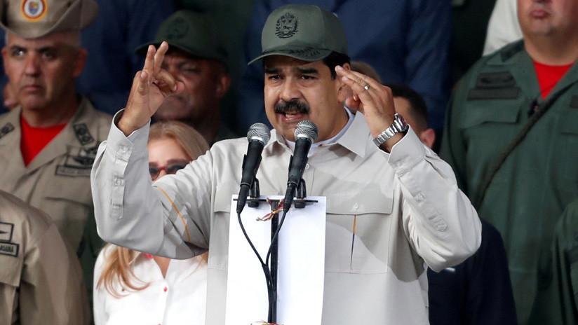 Regiones y zonas de Defensa Integral mantienen su lealtad a la Constitución, afirma Maduro