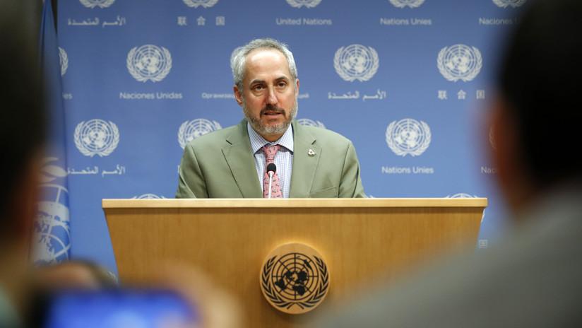 El secretario general de la ONU llama a la calma y a evitar la escalada de violencia en Venezuela