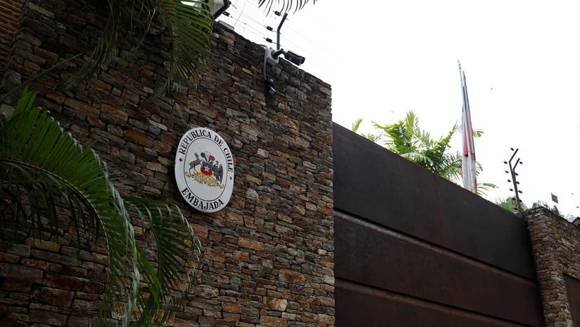 Canciller de Chile confirma que Leopoldo López y su familia están en su embajada en Caracas