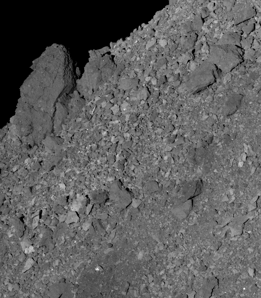 La NASA muestra imágenes del asteroide más peligroso para la Tierra