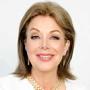 Virginia Vallejo, presentadora de televisión y autora del libro 'Amando a Pablo, odiando a Escobar'.
