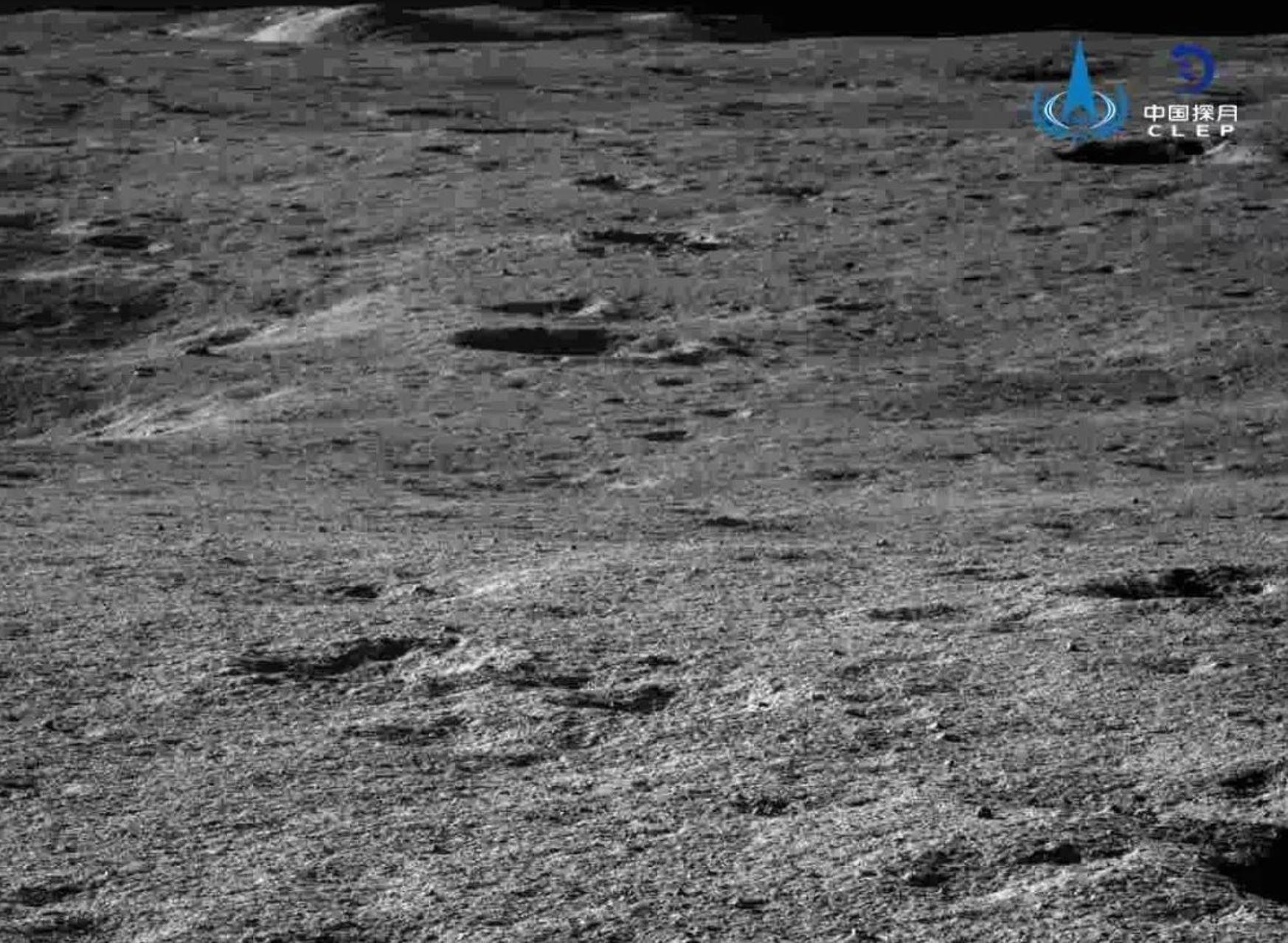 Revelan increíbles fotos de la cara oculta de la Luna
