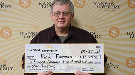 Rick Foreman.
